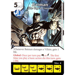 Batman - The Caped Crusader (Card Only)