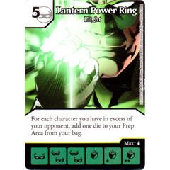 Lantern Power Ring - Flight (Card Only)