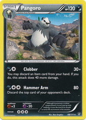 Pangoro - 68/111 - Cracked Ice Dark Hammer Theme Deck Exclusive