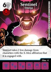 Sentinel: Omega - Marvel Dice Masters Promo