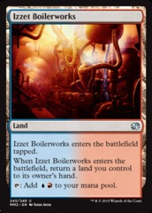 Izzet Boilerworks - Foil