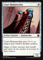 Court Homunculus