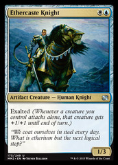 Ethercaste Knight - Foil
