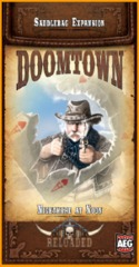 Doomtown: Reloaded - Saddle Bag Expansion 6 - Nightmare at Noon