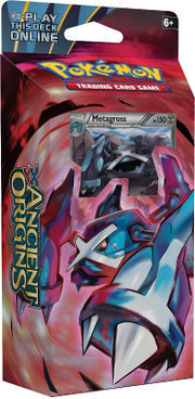 XY Ancient Origins - Iron Tide