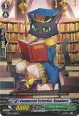 Composed Scientist, Nyankuro - G-BT02/085EN - C