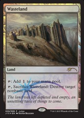 Wasteland - Foil DCI Judge Promo (Belledin)
