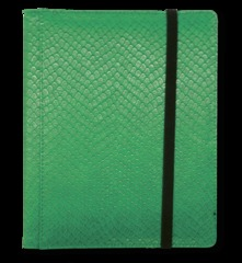 Dragon Hide - 4 Pocket - Green