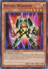 Rocket Warrior - DPBC-EN023 - Common - 1st Edition on Channel Fireball