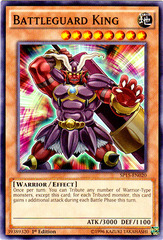 Battlebuard King - SP15-EN020 - Common - 1st Edition