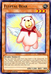 Fluffal Bear - SP15-EN023 - Common - 1st Edition