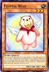 Fluffal Bear - SP15-EN023 - Common - 1st Edition on Channel Fireball