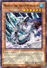 Mobius the Frost Monarch - SP15-EN004 - Shatterfoil - 1st Edition on Channel Fireball
