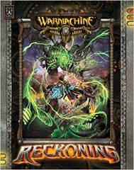 Warmachine: Reckoning - Softcover