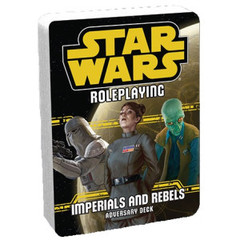 Imperials and Rebels Adversary Deck