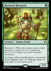 Honored Hierarch - Foil