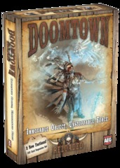 Doomtown: Reloaded - Pine Box Expansion 2 - Immovable Object, Unstoppable Force