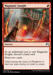 Magmatic Insight - Foil