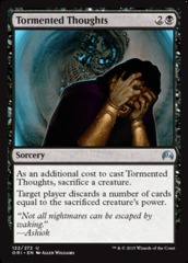 Tormented Thoughts - Foil