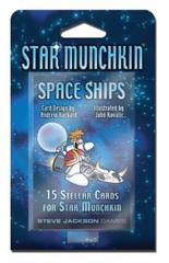 Star Munchkin Space Ships Blister Pack