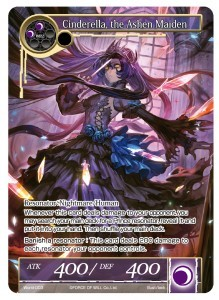 Cinderella, the Ashen Maiden - PR