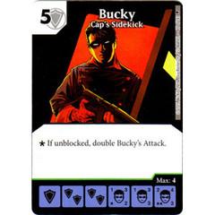 Bucky - Cap's Sidekick (Die & Card Combo)