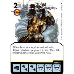 Beast - Not Your Average Pretty Face (Card Only)
