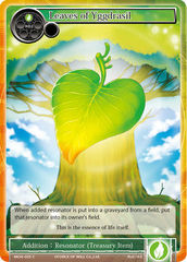 Leaves of Yggdrasil - MOA-035 - C on Channel Fireball