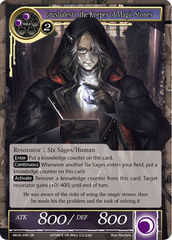 Grusbalesta, the Keeper of Magic Stones - MOA-045 - SR