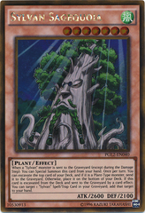 Sylvan Sagequoia - PGL2-EN040 - Gold Rare - Unlimited Edition