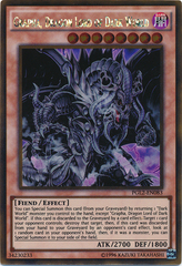 Grapha, Dragon Lord of Dark World - PGL2-EN083 - Gold Rare - Unlimited Edition