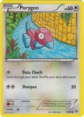 Porygon - 64/98 - Common