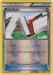 Paint Roller - 79/98 - Uncommon - Reverse Holo