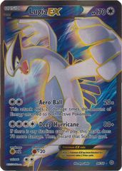 Lugia-EX - 94/98 - Full Art Ultra Rare