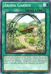 Aroma Garden - CORE-EN062 - Common - 1st Edition on Channel Fireball