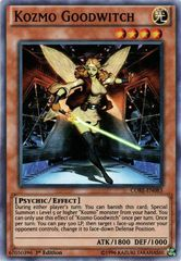 Kozmo Goodwitch - CORE-EN083 - Super Rare - 1st Edition