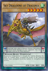 Sky Dragoons of Draconia - CORE-ENSP1 - Ultra Rare - Limited Edition