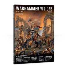 Warhammer Visions: Issue #19
