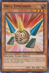 Drill Synchron - SDSE-EN006 - Common - 1st Edition on Channel Fireball
