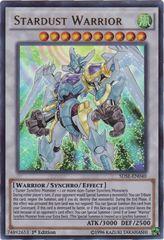 Stardust Warrior - SDSE-EN040 - Ultra Rare - 1st Edition on Channel Fireball