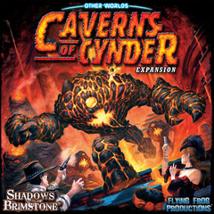 Shadows of Brimstone: Expansion - Caverns of Cynder