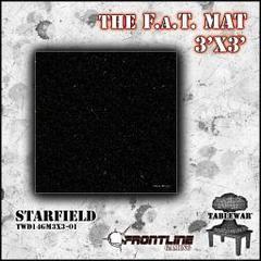 F.A.T. Mat: Star Field 3x3'