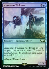 Aeronaut Tinkerer (2015 Convention Promo Foil) on Channel Fireball