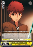 FS/S34-E011 U Battle After School, Shirou