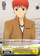 FS/S34-E024 C Usual Morning, Shirou