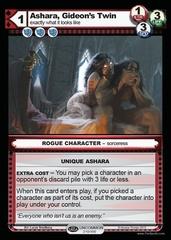 Ashara, Gideon's Twin