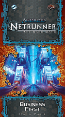 Android: Netrunner Data Pack - Business First