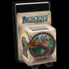 Descent 2nd Edition: Kyndrithul Lieutenant Miniature