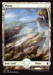 Plains - Foil (251)(BFZ)