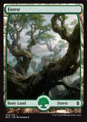 Forest (274) - Foil (Full Art)